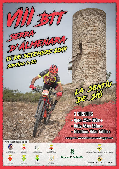 Es presenta el vídeo promocional de la BTT Serra d'Almenara