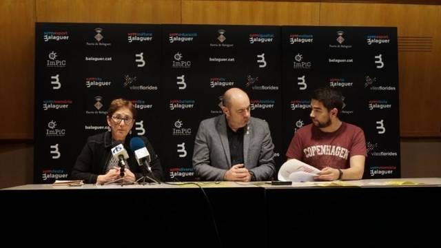 Es presenten els resultats dels pressupostos participatius de Balaguer