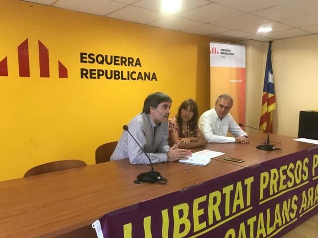 Esquerra Republicana de Catalunya demana que s'inclogui la construcció de la pista d'atletisme de Balaguer als Pressupostos Generals de l'Estat