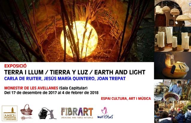 """Exposició """"Terra i Llum"""" al Monestir de les Avellanes"""