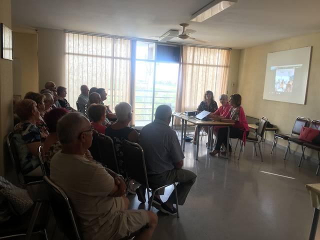Finalitza el curs de les aules d'extensió universitària a Menàrguens