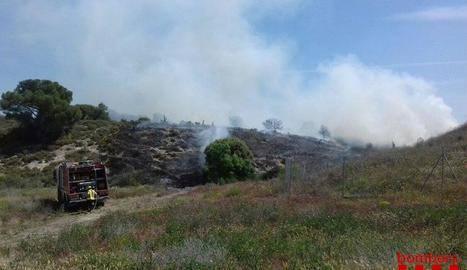 Focs a la Sentiu, Torres de Segre, Coll de Nargó i Balaguer