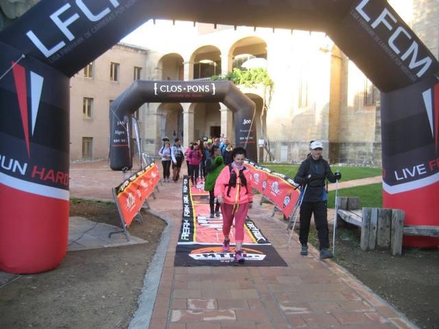 Gerard Cabestany i Neus Peiró, guanyadors de la Marató Terres de Lleida
