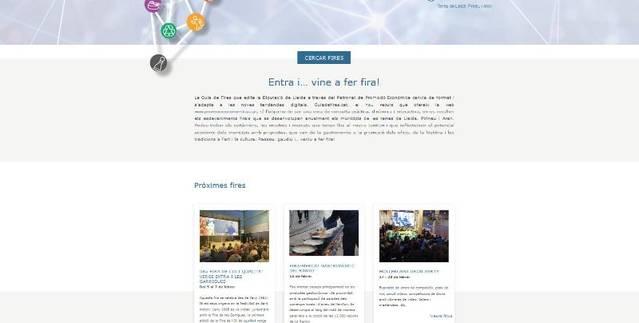 'guiadefires.cat,' la nova eina del Patronat de Promoció Econòmica per adaptar-se a les darreres tendències digitals i facilitar la consulta dels esdeveniments firals