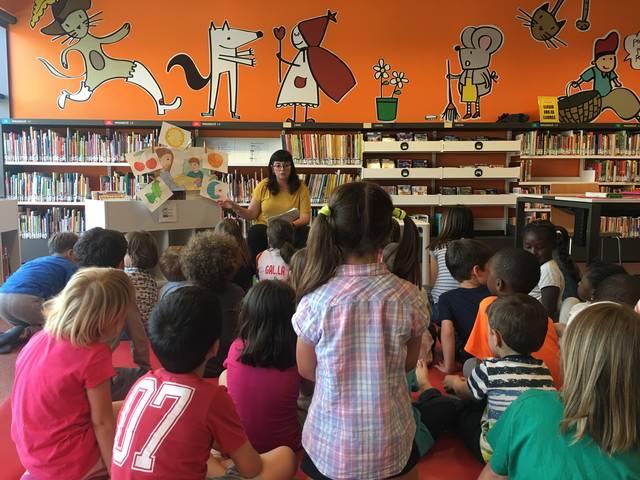 Hora del conte a la Biblioteca d'Artesa de Segre