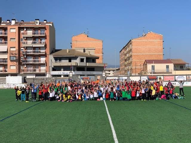 II Trobada Esportiva d'Escoles Rurals de la Noguera