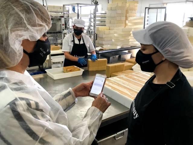"""Implanten la figura del """"guaita"""" a les empreses agroalimentàries, que premia als treballadors que s'impliquin en vetllar per la prevenció de la Covid-19"""