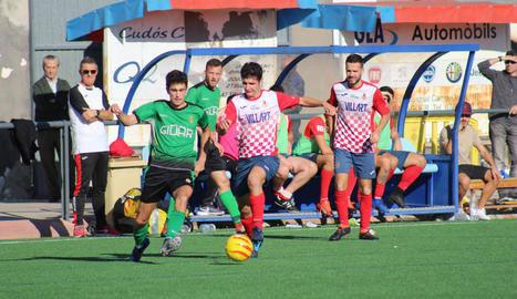 Important victòria per a un sòlid Balaguer