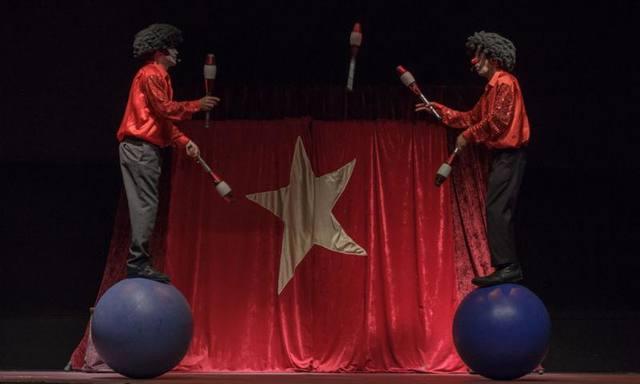 Improvisto's Krusty Show oferirà l'espectacle Filikrusty a Balaguer dins del cicle Assolellats