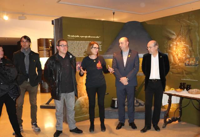 Inauguració de l'exposició