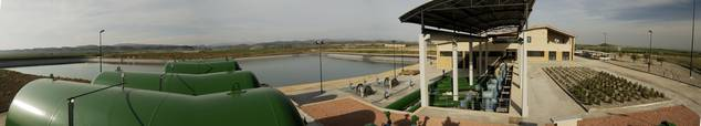 Inici de l'última fase de concentració parcel·lària del reg de l'Algerri Balaguer al terme municipal de Balaguer, amb la qual finalitza tot aquest projecte de regadiu