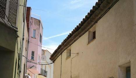 Ivars de Noguera tirarà a terra una casa que suposa un perill per als veïns