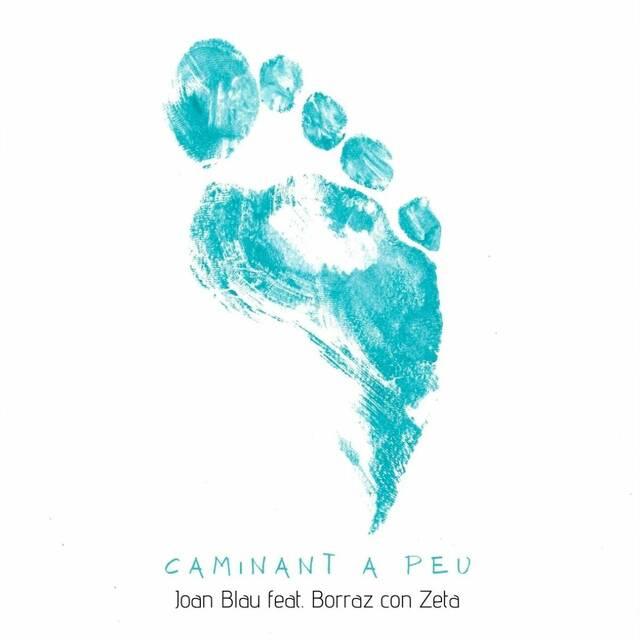Joan Blau i Borraz con Zeta presenten