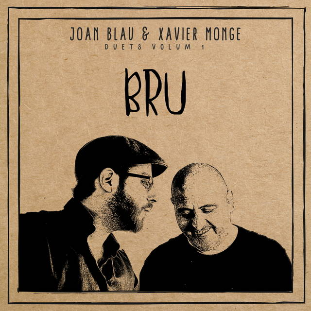 Joan Blau i Xavier Monge presenten el nou single