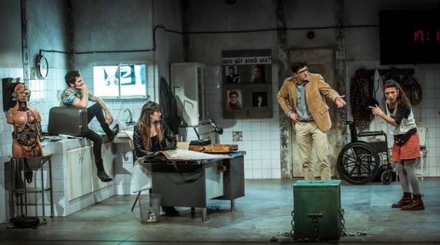 Joel Joan torna al Teatre de Balaguer amb l'obra de teatre