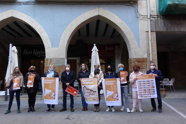 La 10a campanya COMPRA I GUANYA arriba aquest octubre a Balaguer i a 30 municipis de tot Catalunya