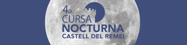 La 4ª Cursa Nocturna del Castell del Remei obre inscripcions