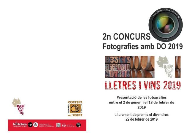 La Biblioteca Joan Maluquer i Viladot convoca el 2n concurs Fotografiesamb DO