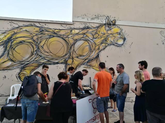 La combinació d'art i gastronomia, protagonista de la 2a edició del 'Gastrosarao' de Penelles, organitzat aquest dissabte per Red Flavors