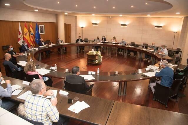 La Comissió de Seguiment del Congost de Mont-rebei promou el consens entre els municipis de Lleida i Osca en les accions comunes per garantir els usos turístics de la zona amb seguretat i sense massificació