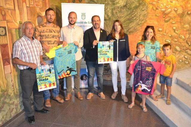 La Cursa de la Diada de Térmens torna a tancar les inscripcions amb 800 participants