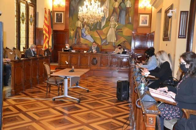 La Diputació aprova un pressupost amb prop de 13 M€ per combatre els efectes la Covid i lluitar contra el despoblament