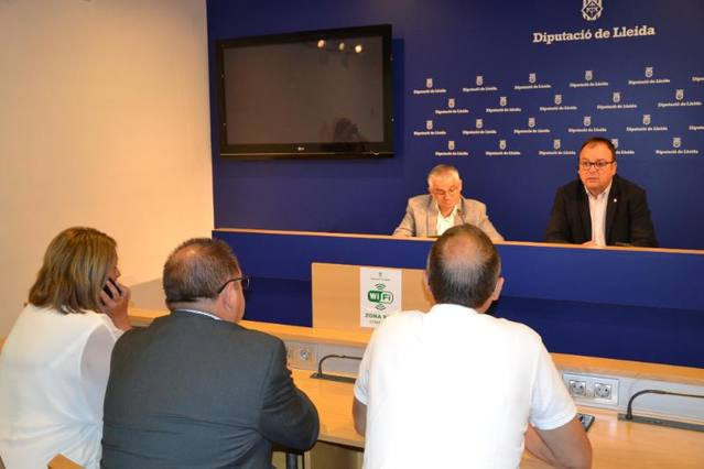 La Diputació destinarà 140.000€ per la campanya agrària 2019 amb ajuts en la contractació de personal i inversió en allotjaments socials