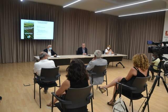 La Diputació llança una campanya en defensa de la pagesia