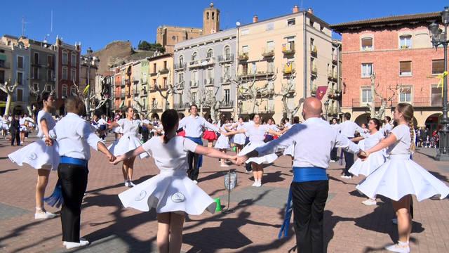 La Paeria celebra la primera reunió informativa sobre la participació ciutadana en la programació d'actes de 'Balaguer Capital de la Sardana 2021'