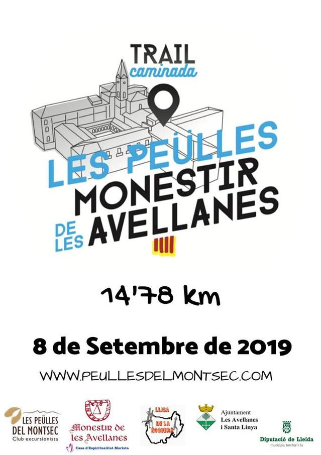 La Trail-Caminada Les Peülles Monestir de Les Avellanes obre inscripcions