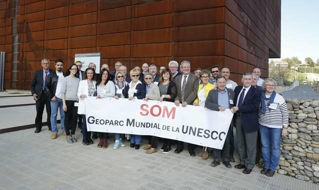 La UNESCO declara més de 2.000 quilòmetres quadrats de la Conca de Tremp i el Montsec Geoparc Mundial