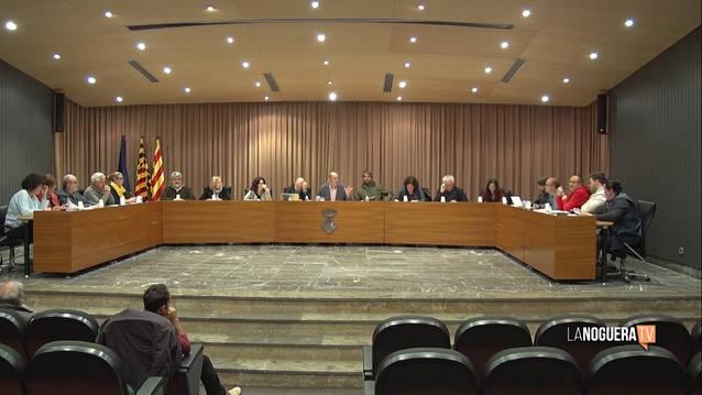 L'Ajuntament de Balaguer fa efectiu el trencament del pacte de Govern
