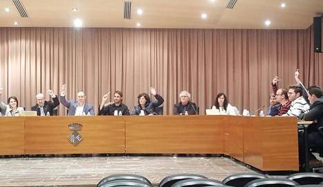 """L'alcalde de Balaguer veu """"ridícula"""" l'al·legació de l'oposició als comptes"""