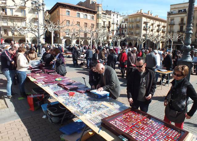 L'Associació col•leccionista de la Noguera prepara una nova edició de la Trobada de Plaques i col•leccionisme per al mes de Març