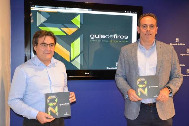Les fires de Lleida, Alt Pirineu i Aran recollides a la guia de 2020