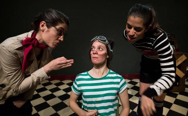 """""""Les supertietes"""", premi del públic de la mostra de teatre infantil, al Teatre de Balaguer"""