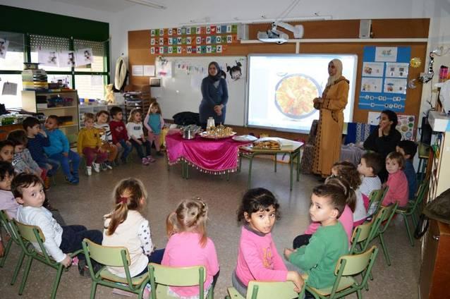 L'Escola Els Planells d'Artesa de Segre organitza una Setmana Intercultural