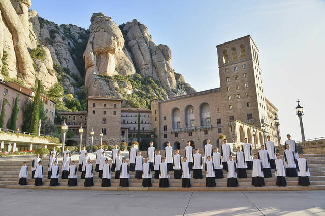 L'Escolania de Montserrat encetarà el 10è Juliol de Música i Poesia de Balaguer