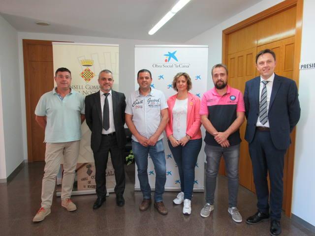 """L'Obra Social """"la Caixa"""" i el Consell Comarcal de la Noguera renoven el conveni de col•laboració"""