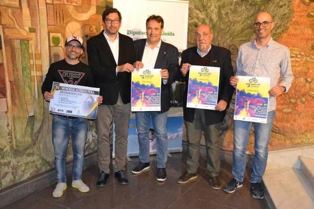 L'Open de Lleida torna al calendari de competició de BTT després de cinc anys