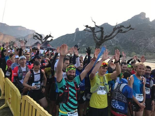Més de 600 participants a la Trail Montroig-Voltà al Pantà, prova inaugural de les Trail Running sèries Lleida 2019