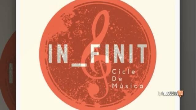 Menàrguens fa públic el cartell de la segona edició del Cicle In_Finit