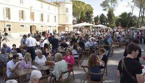 Més de 3.000 persones van a la festa del Castell del Remei