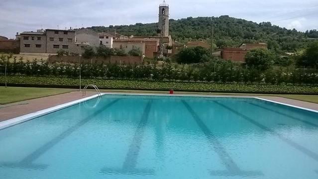 Millora dels sistemes de cloració de les piscines municipals dels nuclis de Vilanova de la Sal i Santa Linya