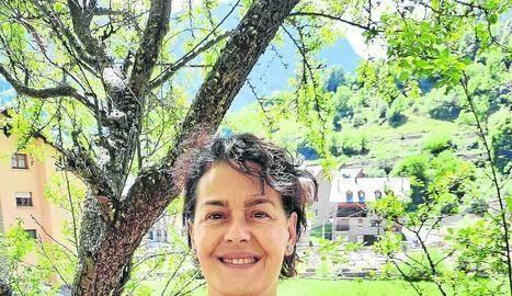 Montse Ruiz, la primera presidenta en la història del Bàsquet Balaguer