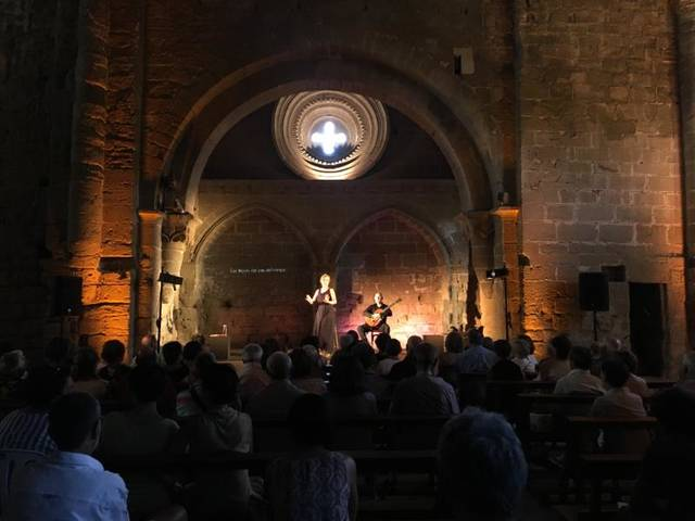 """""""Montserrat Roig - Paraules d'Avui"""", tercer concert del Juliol de Música i Poesia"""