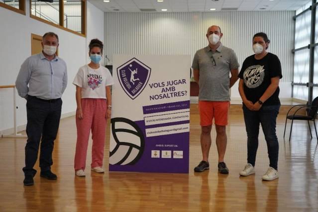 Neix el Club Voleibol Balaguer