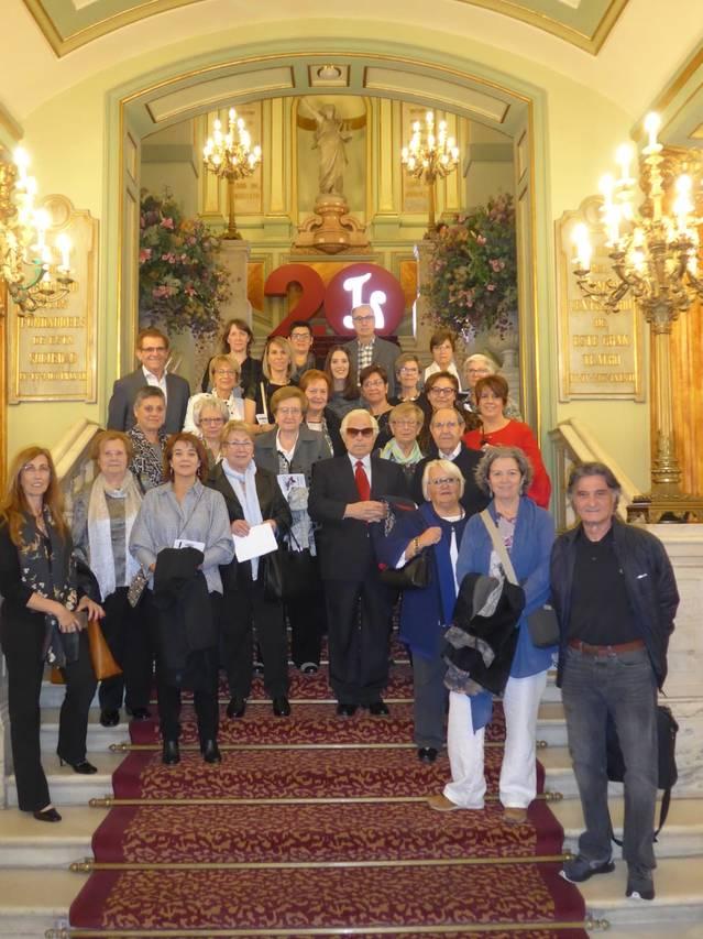 Nit d'òpera a la biblioteca d'Artesa de Segre