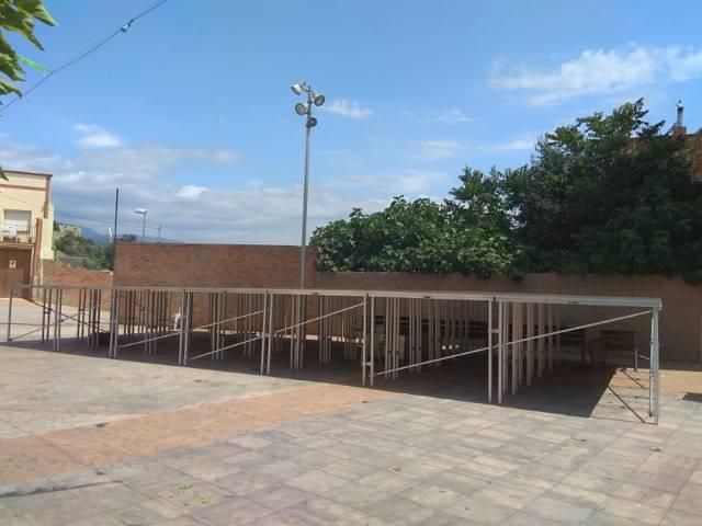 Nous equipaments i mobiliari per Les Avellanes i Santa Linya