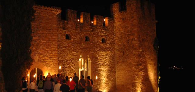 Nova temporada de visites teatralitzades al Castell de Montsonís, a partir del proper dissabte 7 d'octubre